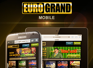 Casino eurogrand mobile